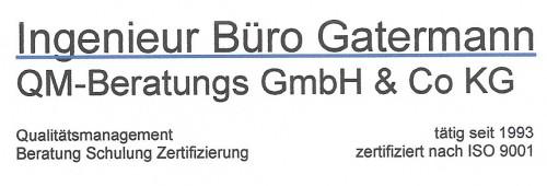 Qualitätsmanagement Ingenieur Büro Gatermann UG & Co KG - 02058 9142 86